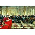 А. С. Пушкин на акте в Лицее 8 января 1815 года (A. Pushkin on the act in the Lyceum on Jan. 8, 1815)